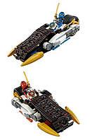 """Отличный конструктор для детей Bela Ninja 10529 """"Ультра стелс рейдер"""" 1135 дет."""