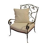 Кресло кованое 9