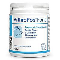 Dolfos Долфос АртроФос форте, комплекс для регенерации хрящей, суставов и связок для собак, (порошок), 700г