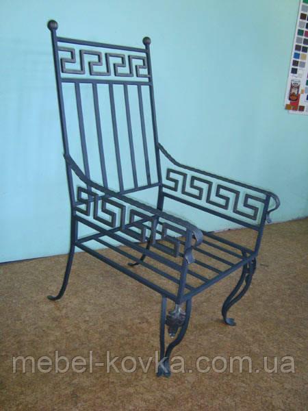 Кресло кованое 11 - Интернет-магазин «Мебель кованая» в Киеве