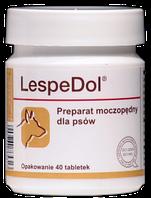Dolfos Долфос ЛеспеДол, мочегонный препарат для собак, (1т/10кг), 40таб