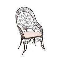 Кресло кованое 14