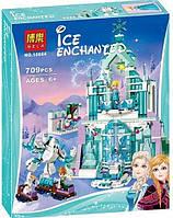 Конструктор для девочек Ледяной замок Эльзы 10664, фото 1