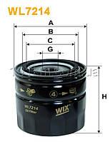 Фильтр масляный WIX WL7214 (OP533/1)