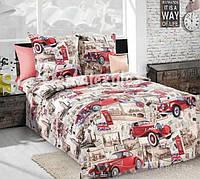 Полуторный  комплект  детского постельного белья