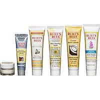 Набор натуральной косметики для лица и тела Burt's Bees Fabulous Mini's Set Travel Size