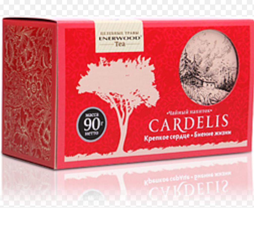 Cardelis Чайный напиток для укрепления здоровья сердца и сосудов