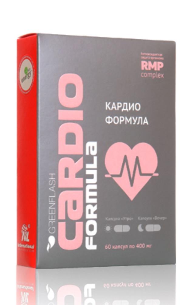 Cardio Formula - для укрепления сердца  и сосудов