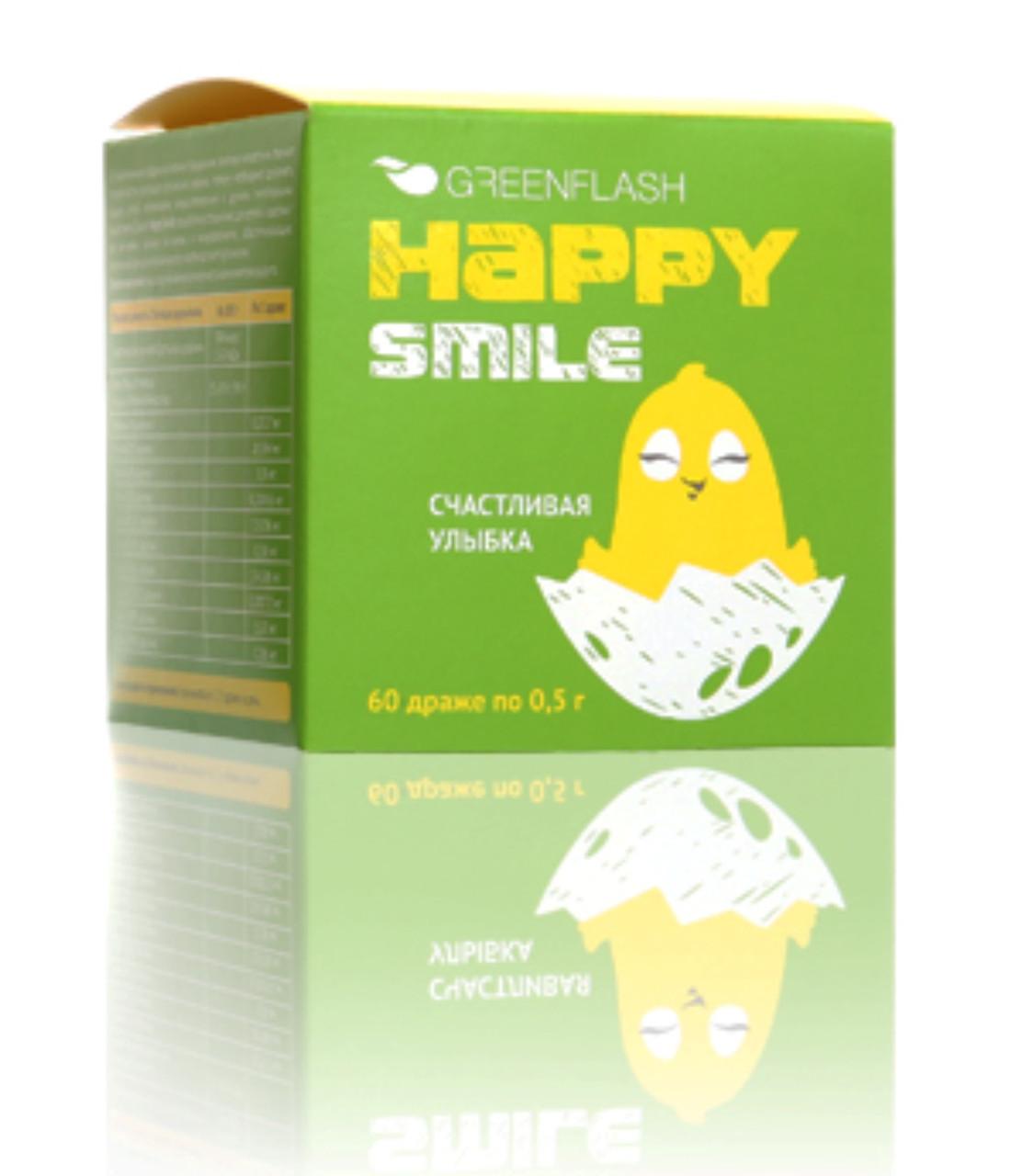 Happy Smile  -Мультивитаминный комплекс «Хэппи Смайл»  для детей