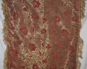 Глория терракот покрывала (дивандеки) гобеленовые на большую кровать, фото 3