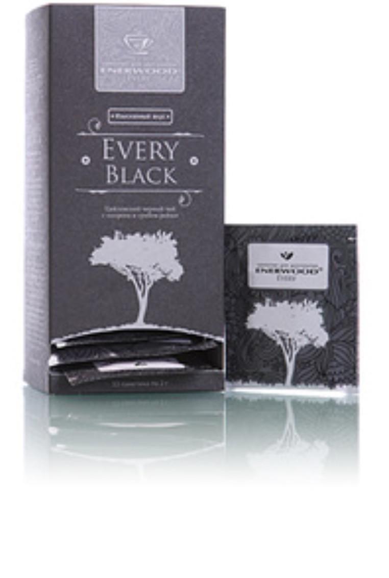 Every Black Mini Цейлонский черный чай с кипреем и грибом рейши