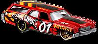 70 Chevelle Wagon Автомобиль базовый Hot Wheels, Mattel