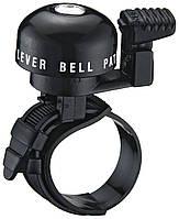 Звонок велосипедный NUVO NH-B709AP хомут 19.2-31.8 мм чорний