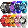 Яркие женские наручные часы Womage