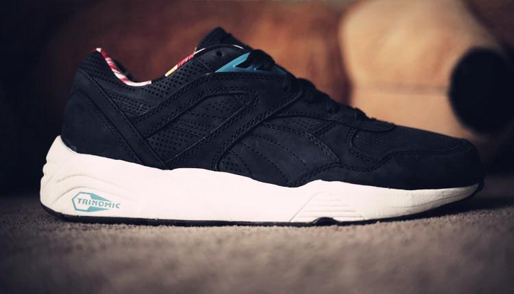 Кроссовки женские Puma R698 Tropicalia - Интернет магазин обуви Shoes-Mania  в Днепре d455c1d6774