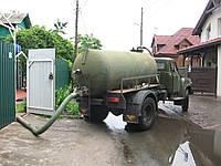 Чистка канализационных колодцев. Прочистка канализации Киев цена.