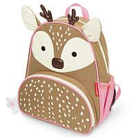 Рюкзак детский Skip Hop ZOO PACK олененок