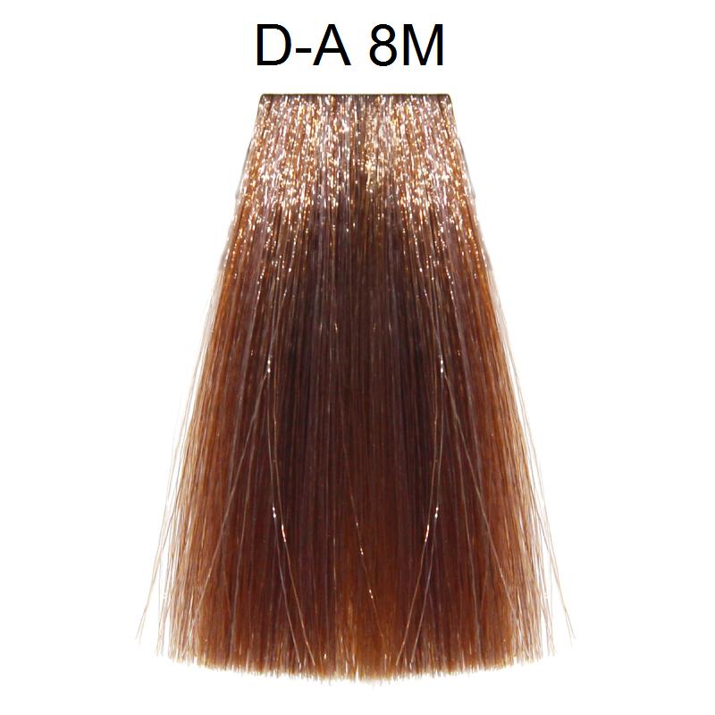 D-Age 8M (светлый блондин мокка) Стойкая крем-краска для седых волос Matrix Socolor beauty Dream Age,90ml