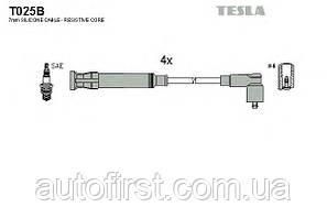 Автомобильные провода зажигания Tesla T025B для Alfa Romeo