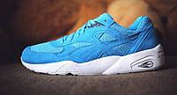 Кроссовки женские Puma R698 Tropicalia blue, фото 1