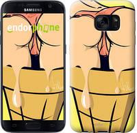 """Чехол на Samsung Galaxy S7 G930F Мороженое """"787c-106-467"""""""
