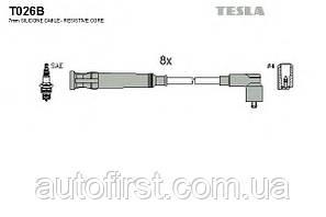 Комплект проводов зажигания Tesla T026B Alfa Romeo