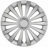 Колпаки колесные MERIDIAN, радиус R15, комплект 4шт, Jestic