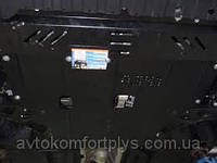 Металлическая (стальная) защита двигателя (картера) Hyundai Santa Fe (2012-) (V-2,2D)