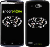 """Чехол на Lenovo S920 Hyundai. Logo """"3156c-53-467"""""""
