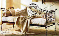 Кованый диван 4 ( подушки заказывать отдельно ))