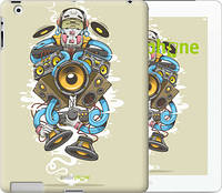 """Чехол на iPad 2/3/4 Super dj """"4180c-25-467"""""""