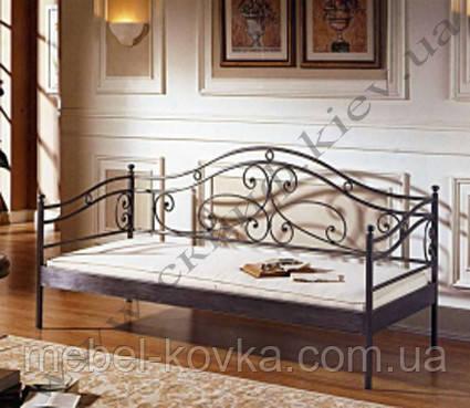 Кованый диван 8(мягкую часть просчитывать отдельно)