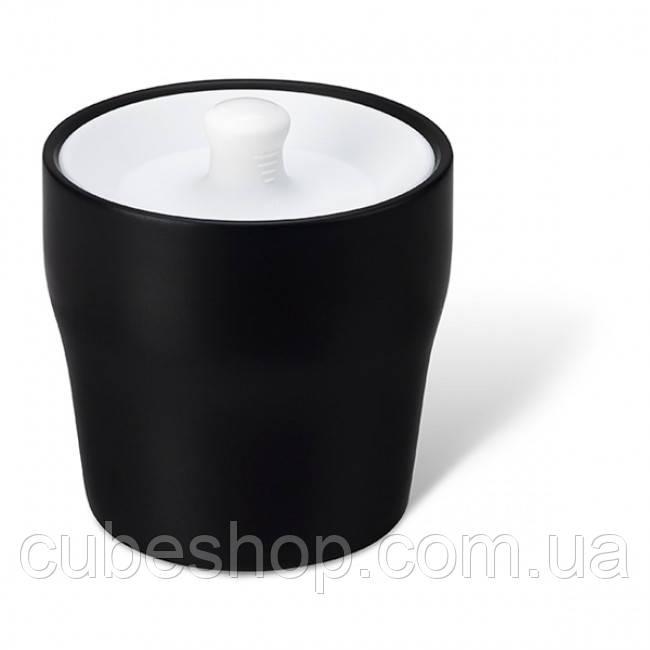 Баночка для хранения чая, кофе или специй Notin PO Selected (черный-белый)