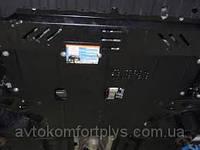 Металлическая (стальная) защита двигателя (картера) Mitsubishi Outlander XL (2012-) (все обьемы)
