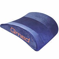 Ортопедическая подушка Qmed под спину универсальная KM-09