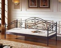 Кованый диван 15 (секционные подушки просчитывать отдельно)