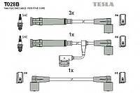 Высоковольтные провода Tesla T028B для BMW
