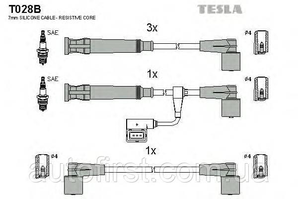 высоковольтные провода зажигания bmw m 40 b16 одесса
