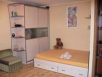 Комплект спальной мебели для однокомнатной  кв.