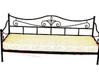 Кованый диван 16( мягкую часть просчитывать отдельно)