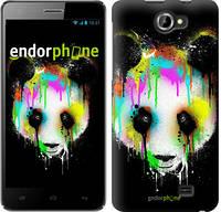"""Чехол на Fly IQ456 Color-Panda """"4157u-223-467"""""""