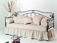 Диван кованый 21( секционные подушки просчитывать отдельно)