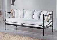 Кованый диван 23(подушки просчитывать отдельно)