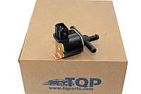 Клапан вакуумный двигателя, Клапан магнитный 058906283F, Volkswagen Passat B5 (96-06) (Фольксваген Пассат Б5), фото 1