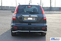 Honda CRV (06 - 12) задняя защита