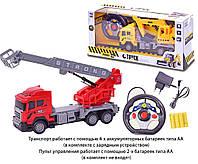 Стройтехника батар. радио управлении  801-7/8A (24шт/2) 2 вида, в кор. 45*12*19,5см
