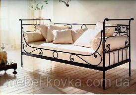 Кованый диван 30 (мягкую часть просчитывать отдельно)