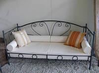 Кованый диван 32(мягкую часть просчитывать отдельно)