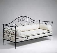 Кованый диван 33(мягкую часть просчитывать отдельно)