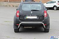 Renault Duster (09+) задняя защита